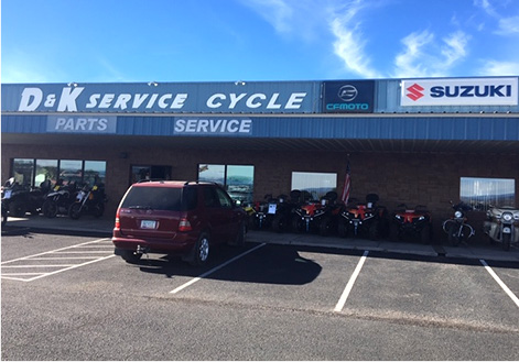 D & K Service Cycle & ATV