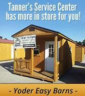Yoder Barns - Tanners