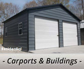 Carports - Tanners