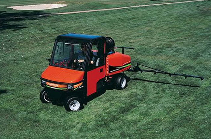 Jacobsen Commercial Sprayers