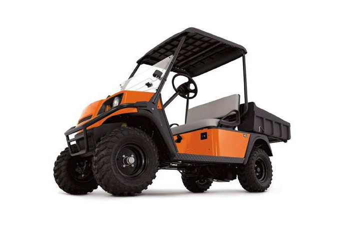 Jacobsen Commercial Utility Vehicles