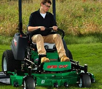 Bob-Cat Commercial Lawn Mowers Joe Blair Garden Supply Miami