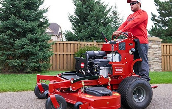 Commercial Lawn Mowers : Toro commercial lawn mowers at joe blair garden supply