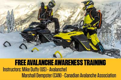 Free Avalanche Awareness Training