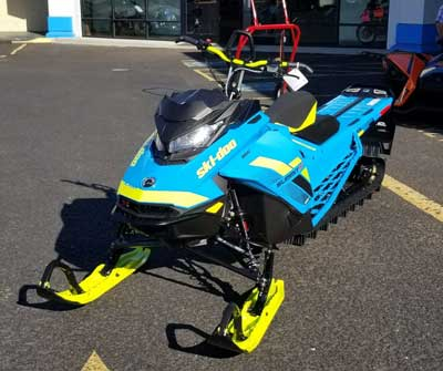 Ski-Doo Snowmobile
