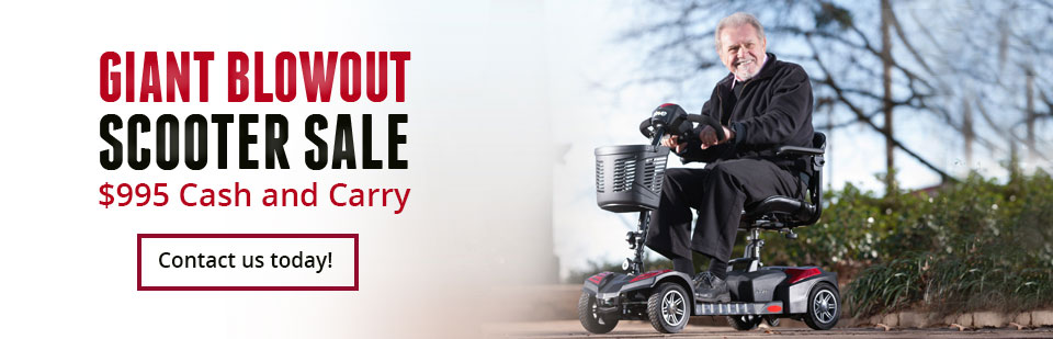 Giant Blowout Scooter Sale: All scooters on sale for $995 cash and carry! Click here to contact us.