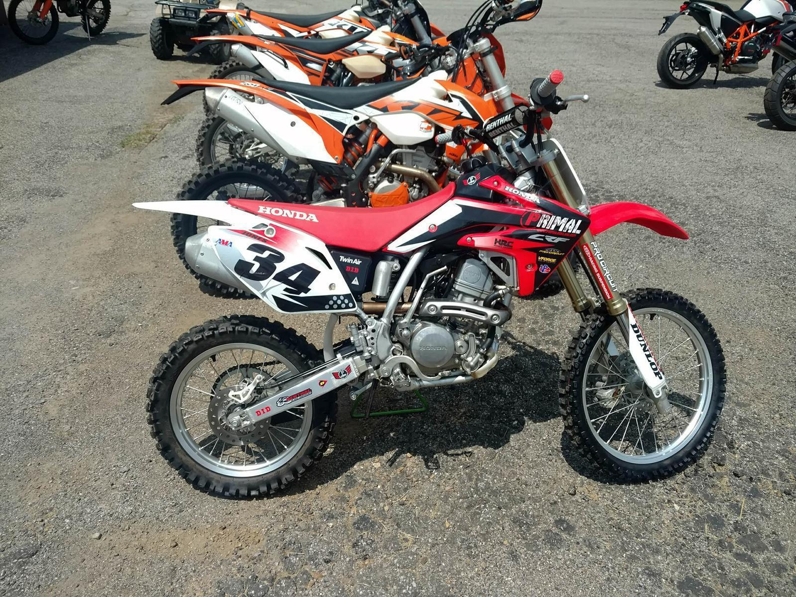 2014 Honda CRF 150 R for sale in Canfield OH