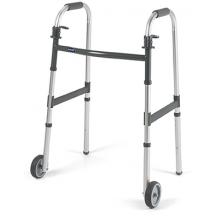 Standard Walker with Wheels
