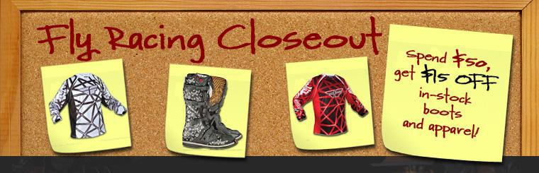 Fly Racing Closeout
