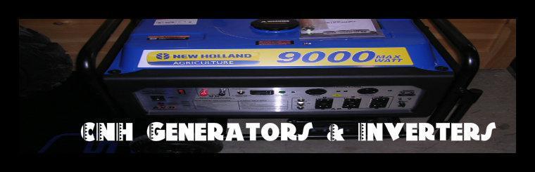 CNH Powerease Generators