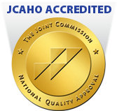 We are JCAHO accredited