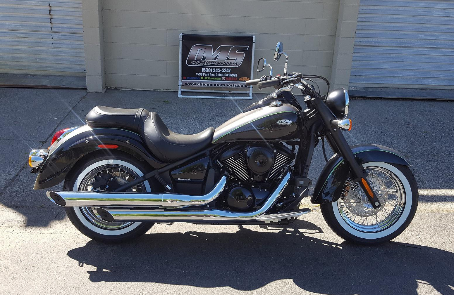 2017 Kawasaki VULCAN 900 CLASSIC - SAVE $1800 OFF MSRP for sale in ...