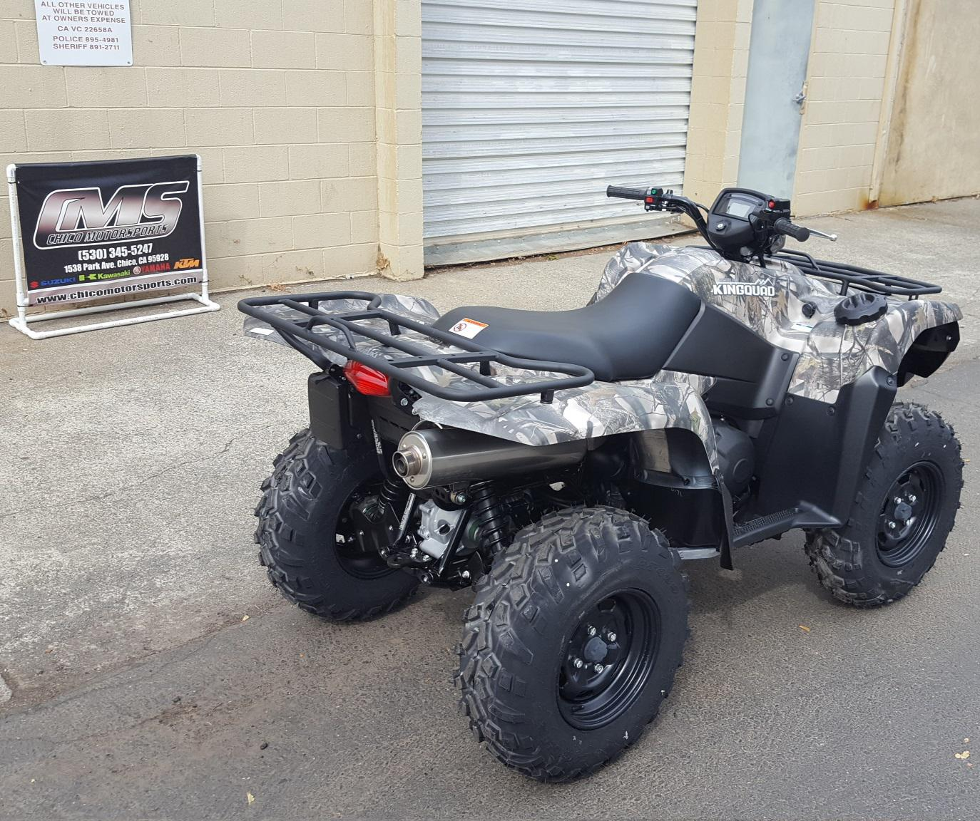 2018 suzuki 750 king quad. unique 750 2017 suzuki king quad 750 camo on 2018 suzuki king quad o