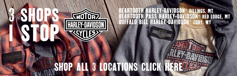 Home Beartooth Harley Davidson Full Service Dealer
