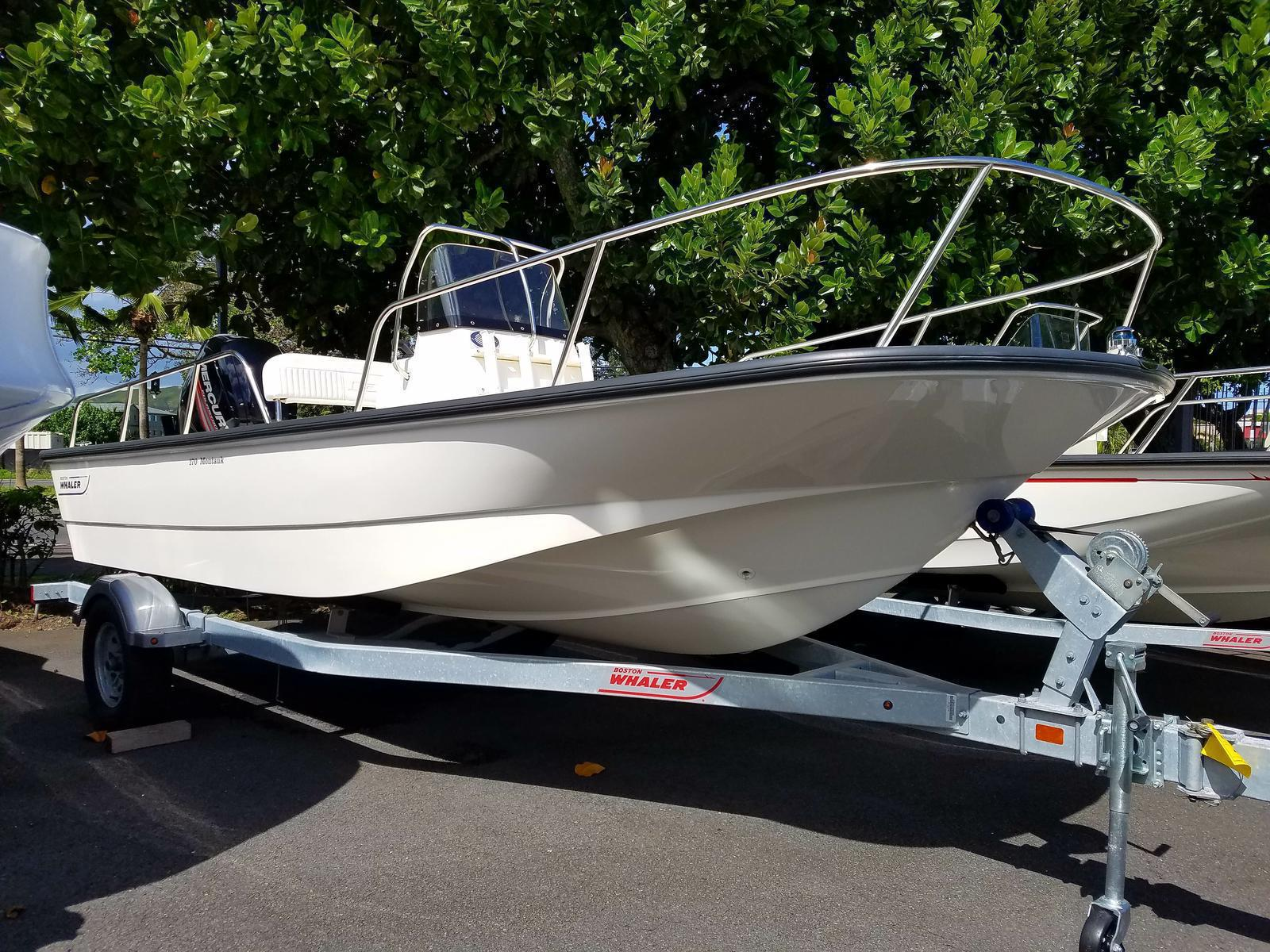 2018 Boston Whaler 170 Montauk for sale in Kailua, HI | Windward Boats and  Outboards (866) 750-6064