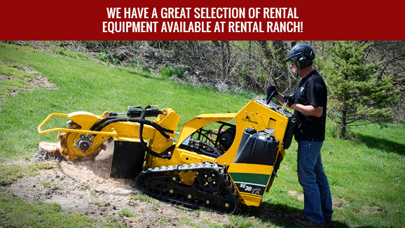 Outdoor Equipment Rental in Wichita, Kansas Rental Ranch