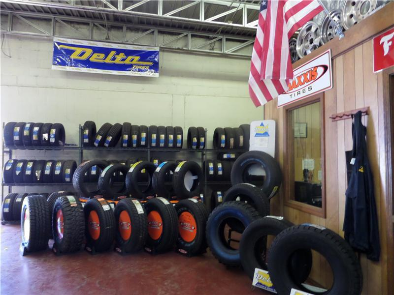 Texas Tire Amarillo tire.JPG