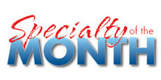 Specialty Month Logo