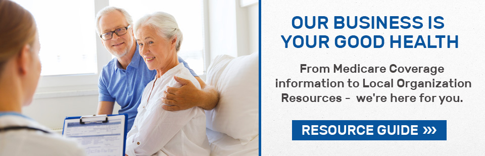We are your resource center for home medical equipment coverage.