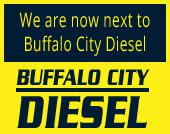 We are now next to Buffalo City Diesel.