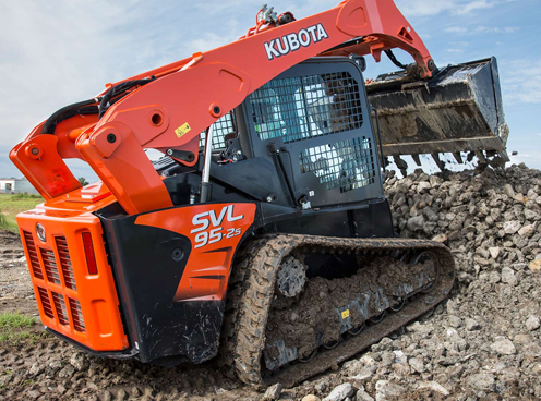 Kubota Construction Loaders