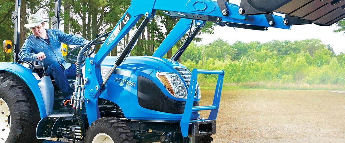 LS Tractor Dealer
