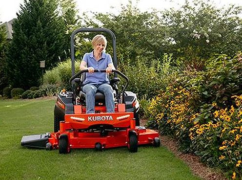 Our Most Popular - Kubota Z-Series Zero Turn Mowers