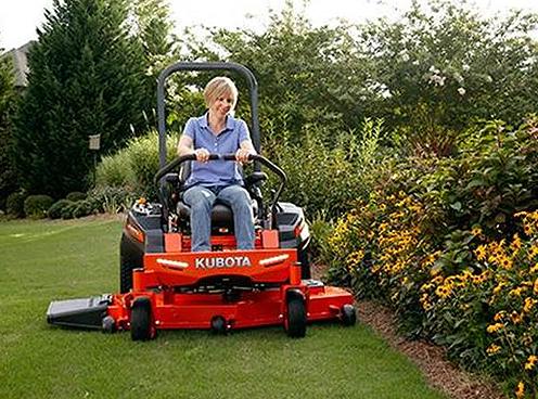 Kubota Lawn Mowers Alvin Equipment Co  Alvin, TX (281) 331-3177