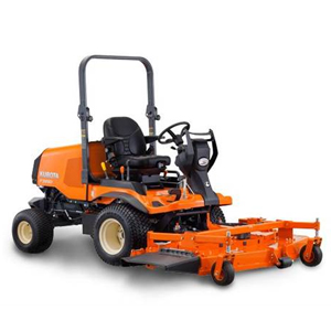 Kubota Front Mount Commercial Mowers