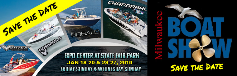 2019 Milwaukee Boat Show