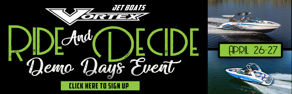 Ride and Decide Demo Event