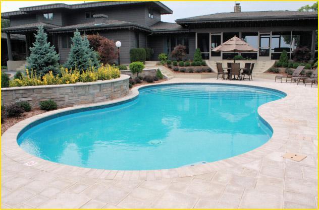 Pool Bauer swimming pool builder pool supplies pool openings retail store
