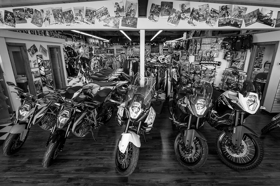Elite Motorsports Showroom