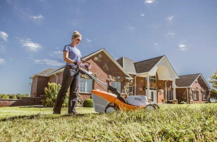 STIHL Battery-Powered Equipment