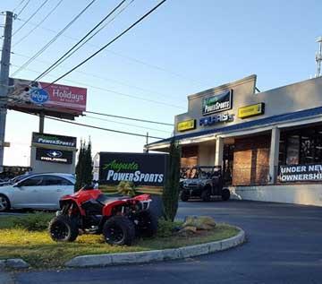 Home Augusta PowerSports Augusta, GA (706) 860-1872