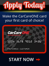 Apply Today! Make the CarCareOne card your first card of choice! Start now.