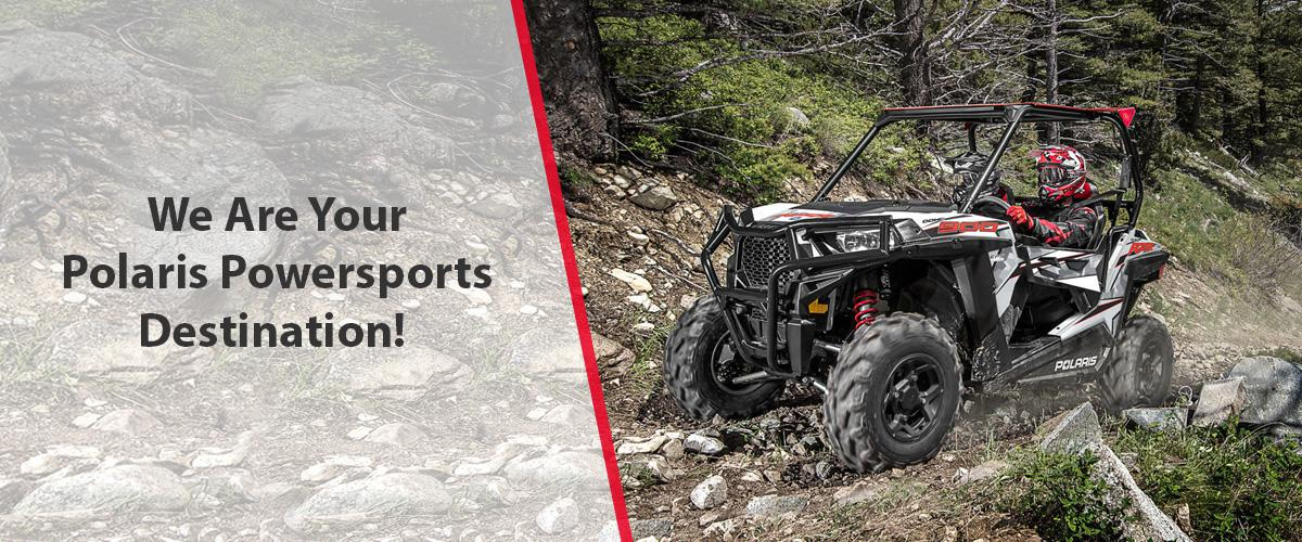 Polaris Powersports Dealer in Southern MN - Shop Polaris ATVs & UTVs Today!