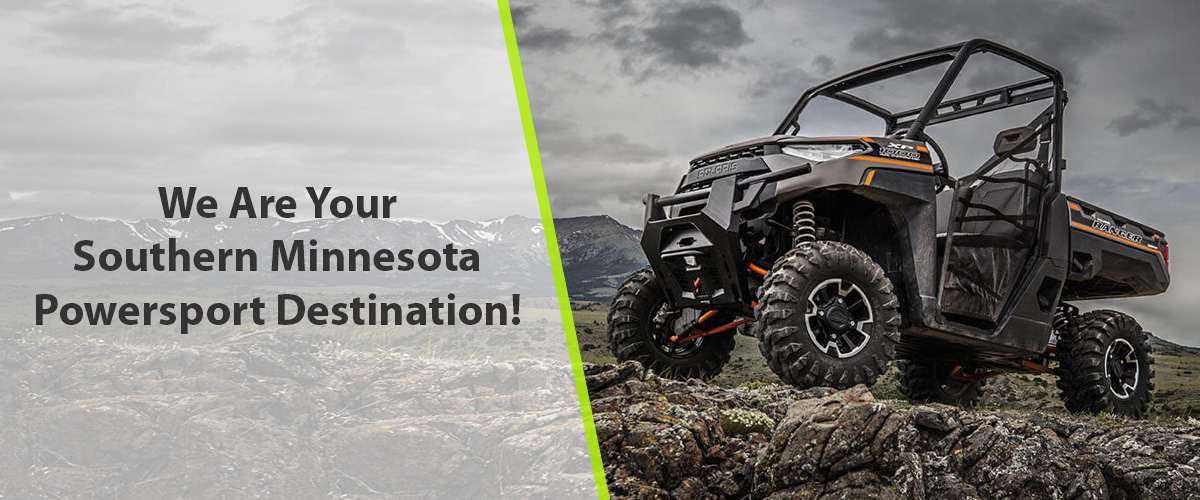 Powersport Dealer in Rice County, MN - ATVs, UTVs, Snowmobiles & More!