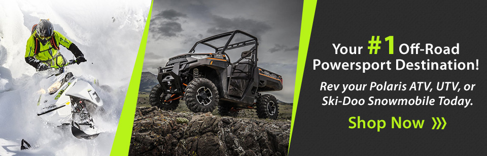 Powersports Products in Southern Minnesota