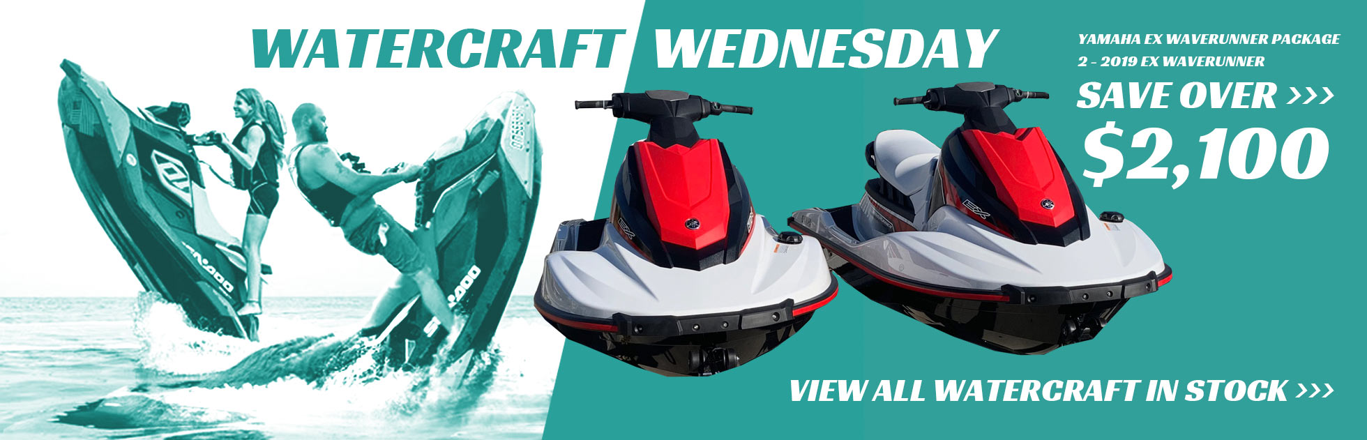 Watercraft Wednesdays