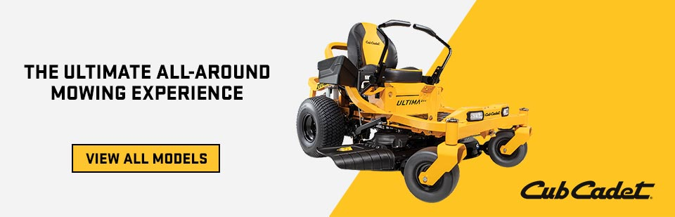 Cub Cadet Ultima Series