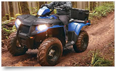 PRE-OWNED ATVS
