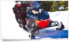 PRE-OWNED SNOWMOBILES