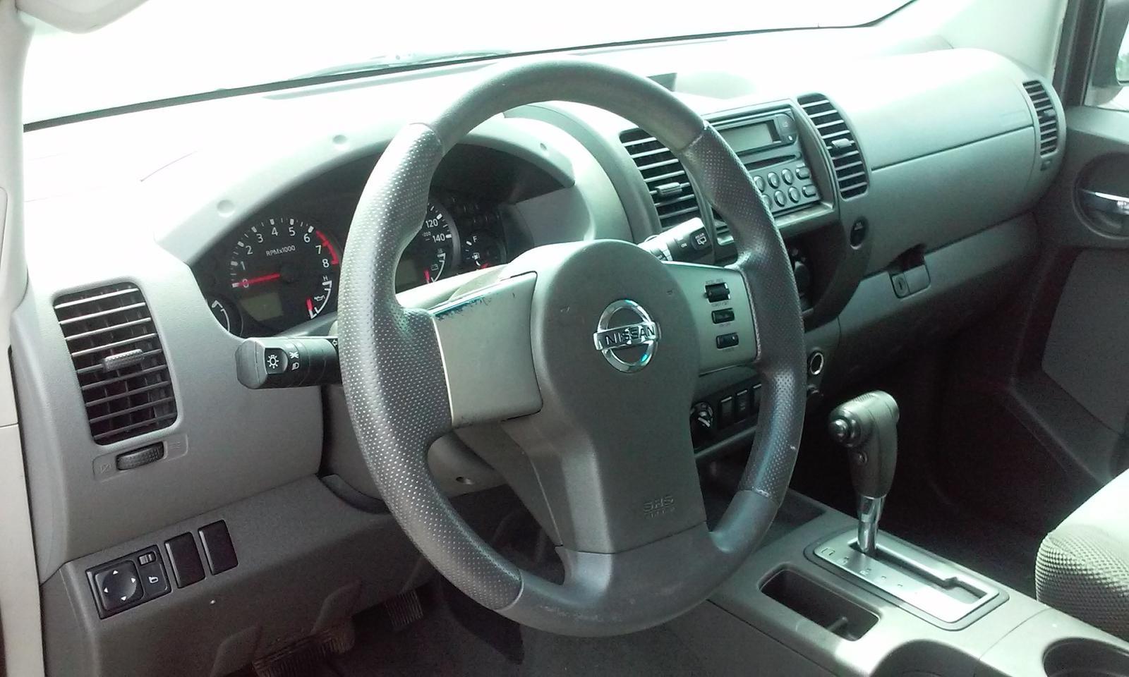 2005 Nissan Xterra Interior Accessories