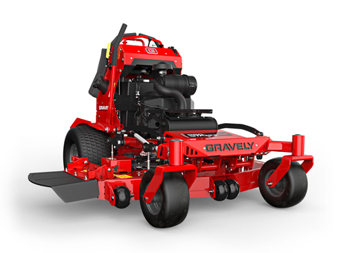 Gravely Stand-On Mowers