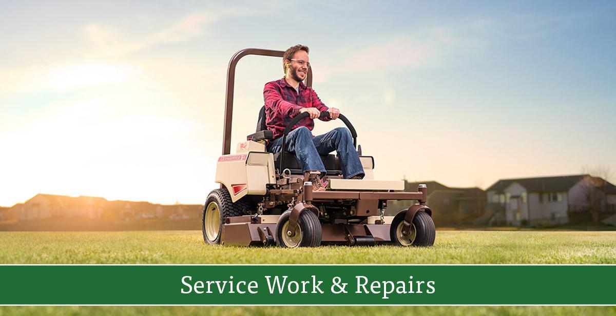 Service Work & Repairs