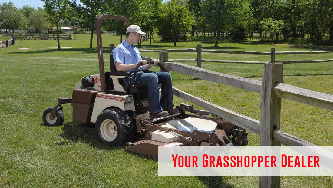 Shop Grasshopper Mowers