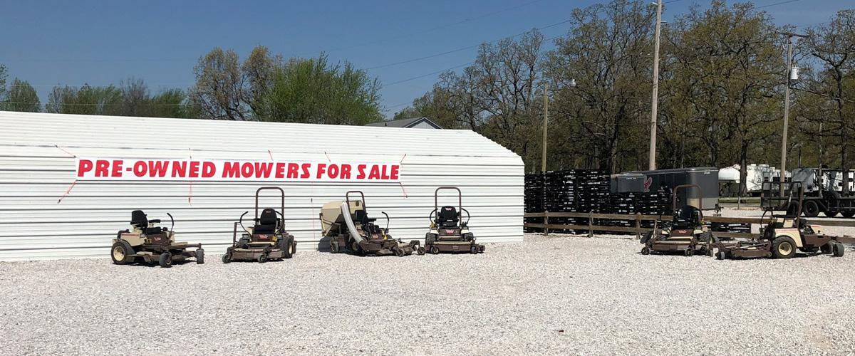 Pre-Owned Mower Headquarters