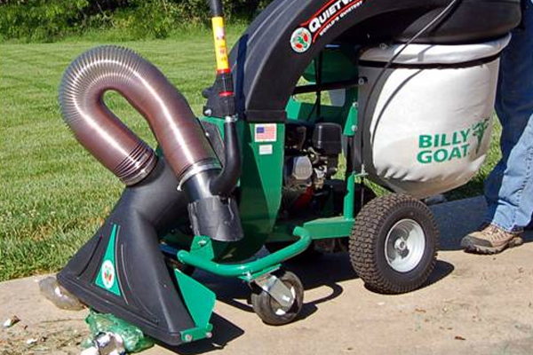 Billy Goat Lawn Vacuums
