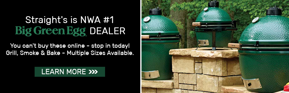 Big Green Egg Grills - Shop at Straight's Lawn & Garden in Springfield AR!